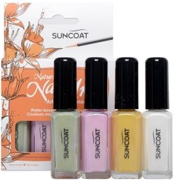Suncoat Natural Nail Art Kit  - Earth $19.99 - from Well.ca