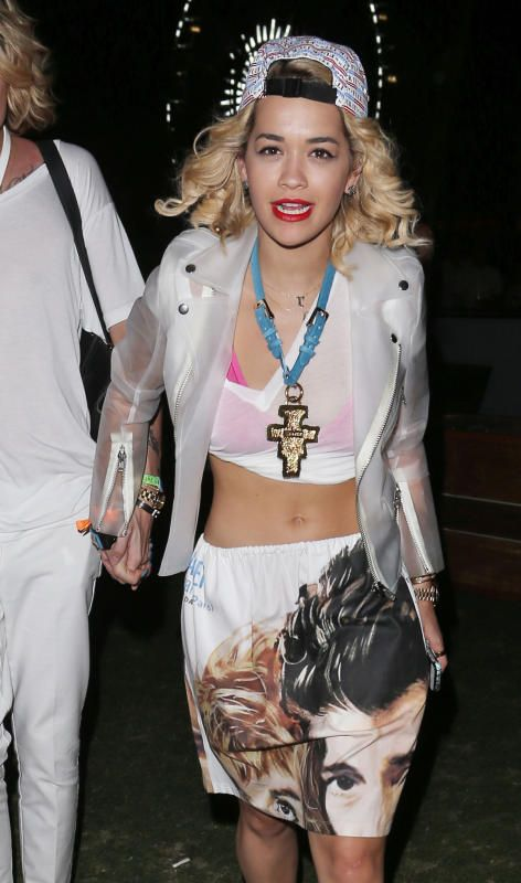 Rita Ora Coachella 2013 - Best and worst of Coachella fashion