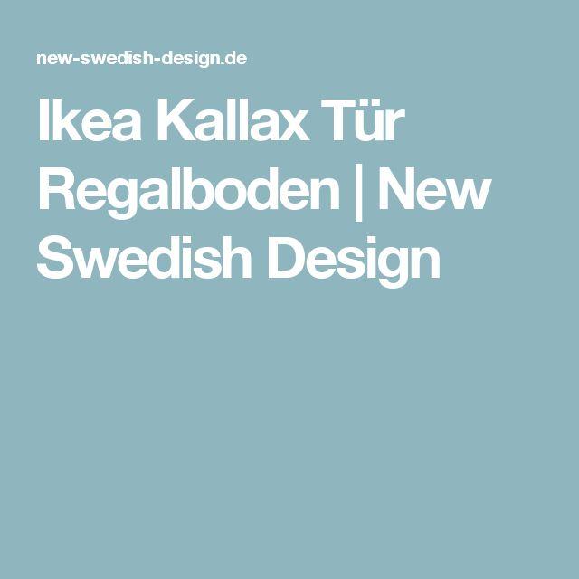 Ikea Kallax Tür Regalboden   New Swedish Design