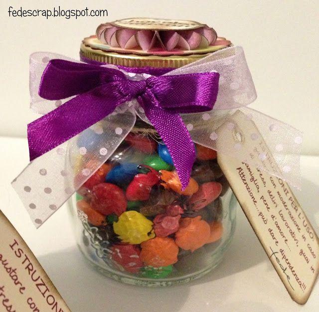FedeScrap: Cioccolato dipendete...