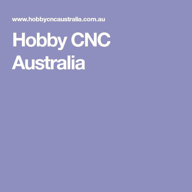 Hobby CNC Australia