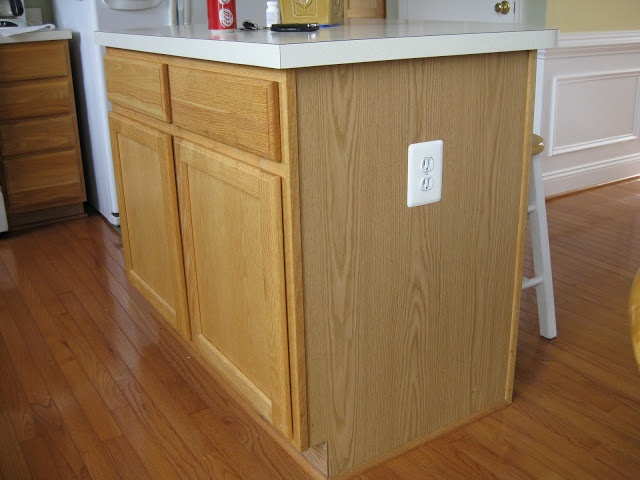 Kitchen Island Makeover Ideas 47 best my ugly kitchen island images on pinterest | home, kitchen