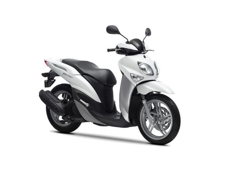 Yamaha X-enter 125cc
