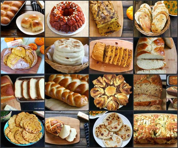 Bread Recipes to try this Christmas / Holiday Season
