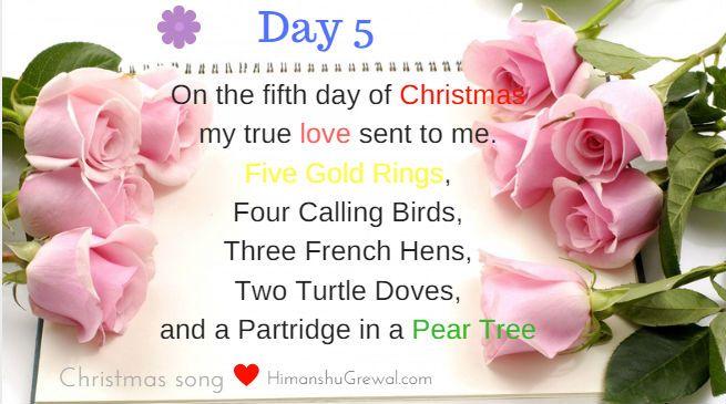 Christmas Song in Hindi - Lyrics free download