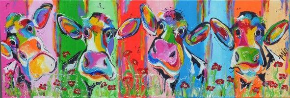 Mirthe Kolkman - Grappige leuke koeien