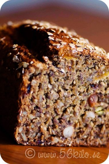 Nyttiga, lättbakta matbröd! - 56kilo - Naturlig mat, lågkolhydratkost, lchf, paleo, inspiration och matglädje