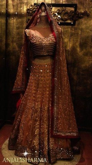 French Curve by Anjali Sharma Info & Review | Bridal Wear in | Wedmegood