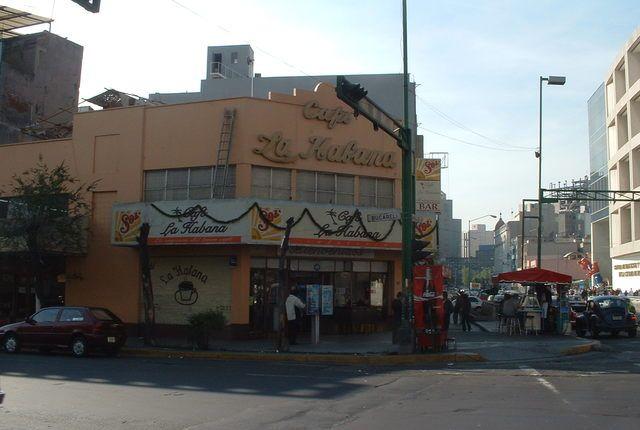Café La Habana - Mexico City, Mexico   AFAR.com