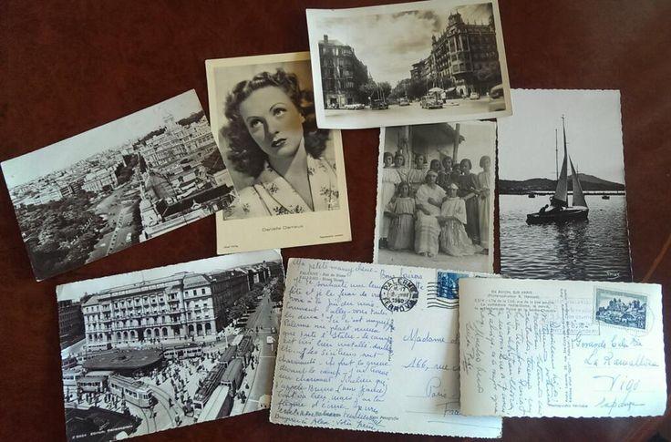 Twitter / angelmartinezx2: Unas cuantas postales antiguas ...