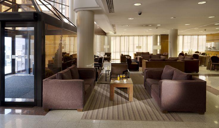 Hall - Holiday Inn Madrid-Pirámides