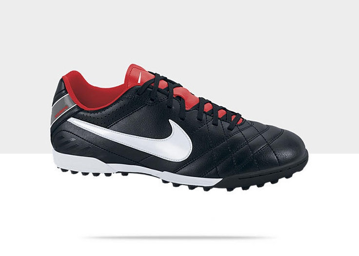 Nike Tiempo Natural IV Leather Men's Turf Football Boot