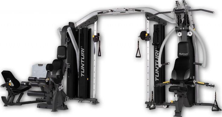 Tunturi Platinum 4 oldalas kondigép | Vital Force