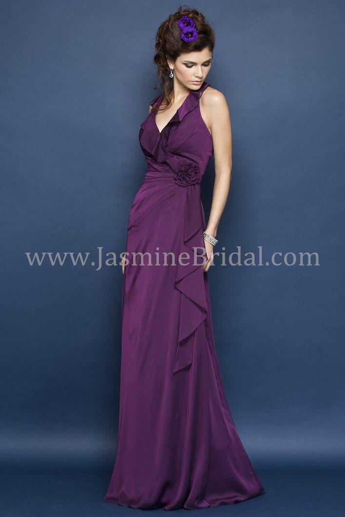 120 best Purple Passion images on Pinterest   Wedding frocks, Bridal ...