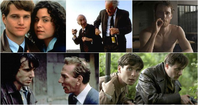 The 36 best Irish movies ever made, in honor of St. Patrick's Day. Erin go bragh!