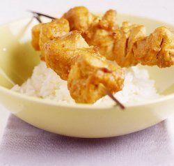 Kylling Satay 3 oppskrift -- www.matoppskrift.no