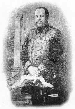 Prince Urusov Nikolai Petrovich / князь Урусов  Николай  Петрович  (1863 + 1918)