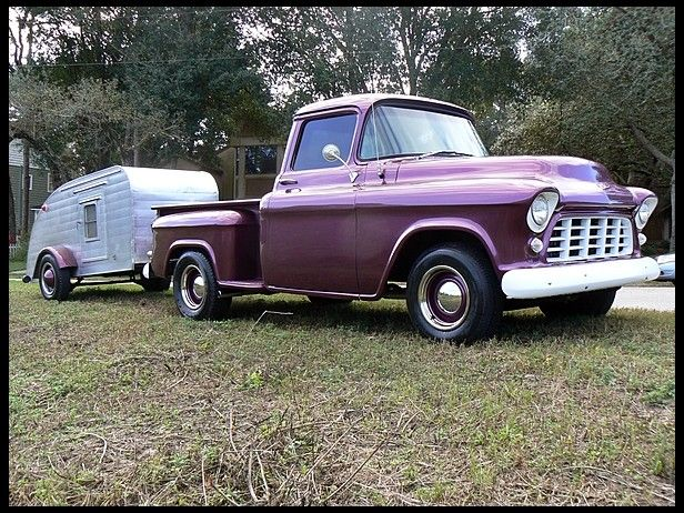 1955 Chevrolet Pickup 350 CI, Automatic for sale by Mecum Auction