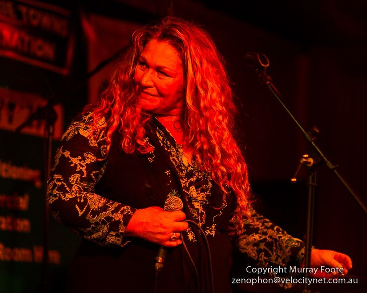 Gail Page and her band to play Narooma Blues Festival