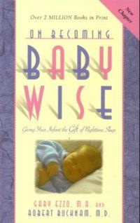 Baby Wise... thanks for the recommendation, Steve + Kelly! ;)