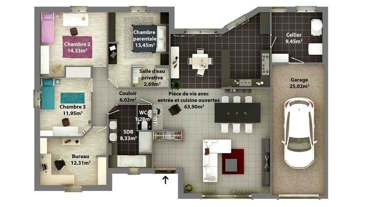 52 best Les maisons sims images on Pinterest Sims house, Homes and
