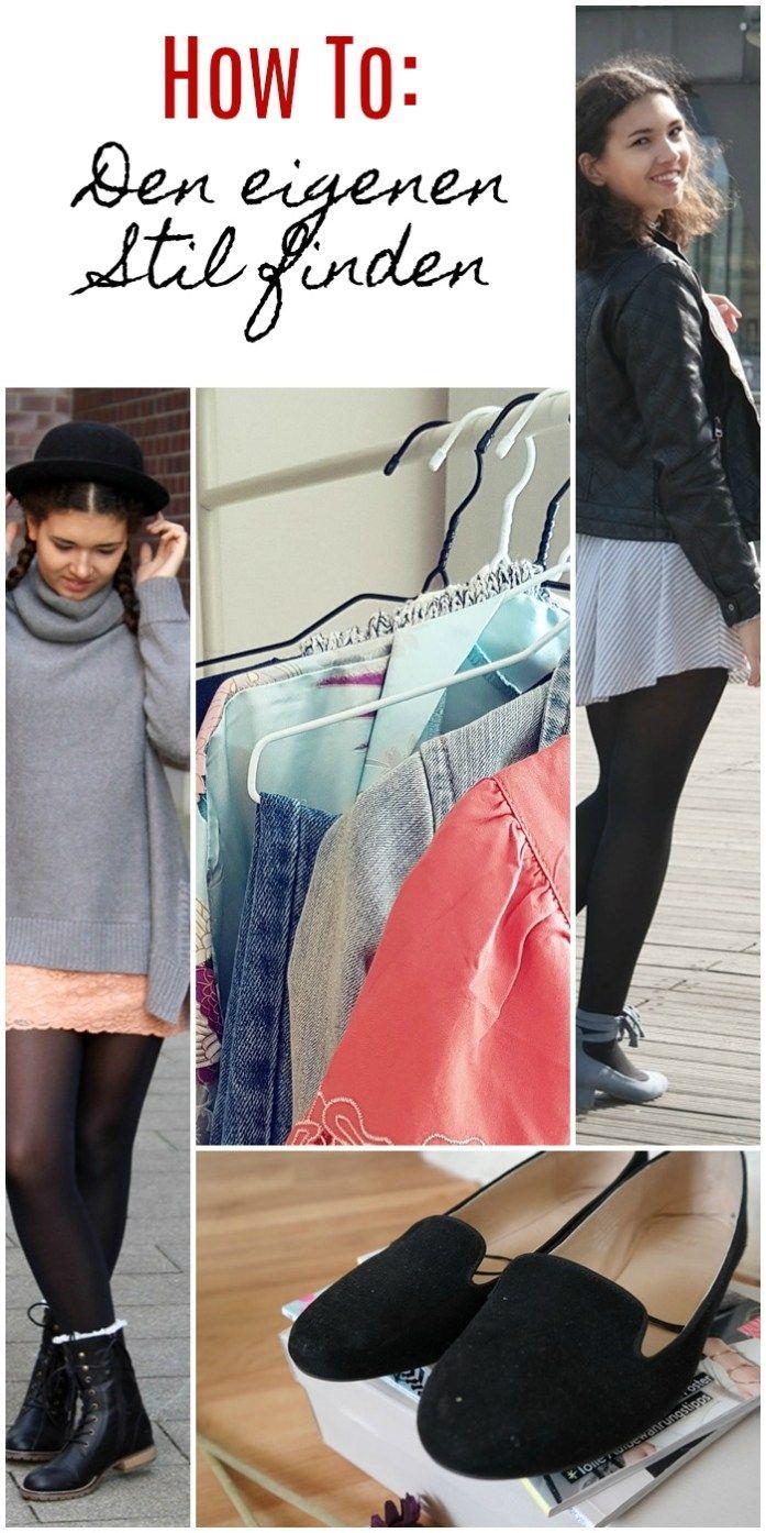 #Styleguide: Fashionblogger Tipps: Den eigenen Stil finden. So findest Du Deinen Stil. #Fashion #Lookbook #Mode