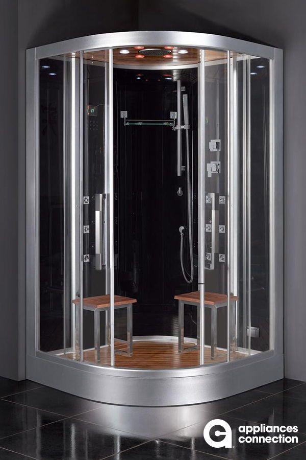 Ariel Dz962f8 3 490 00 Steam Shower Enclosure Steam Showers