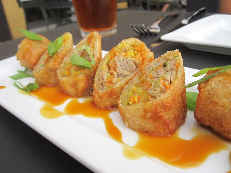 Duck Confit Fried Spring Rolls Recipes — Dishmaps