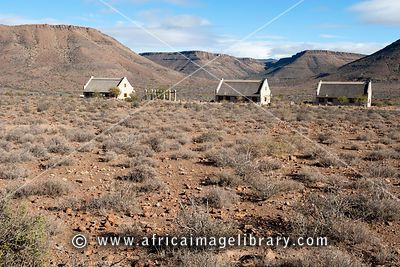 Cottages in the Karoo National Park Beaufort West   The Africa Image Library