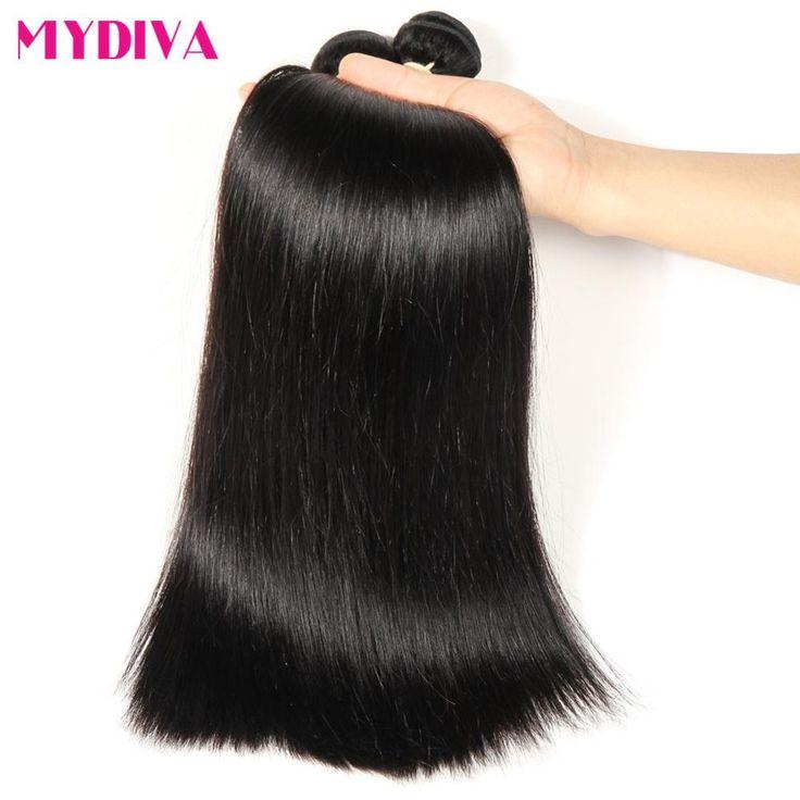 Brazilian Virgin Hair Straight Hair Product 8A Unprocessed Virgin Human Hair Extensions 3 Bundles Brazillian Straight Hair
