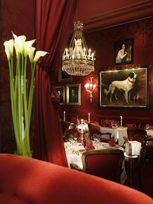 Image of Hotel Sacher Wien, Vienna....very elegant    Dine once again at the Hotel and have their world famous cake.