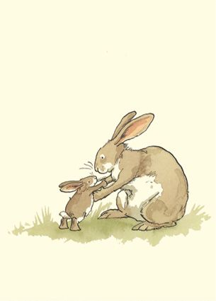 M54 COME ON UP THEN a Two Bad Mice card by Anita Jeram