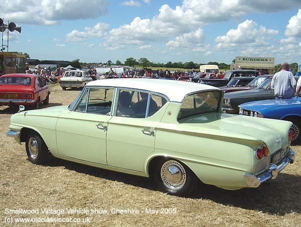 Consul Classic 415 from Ford