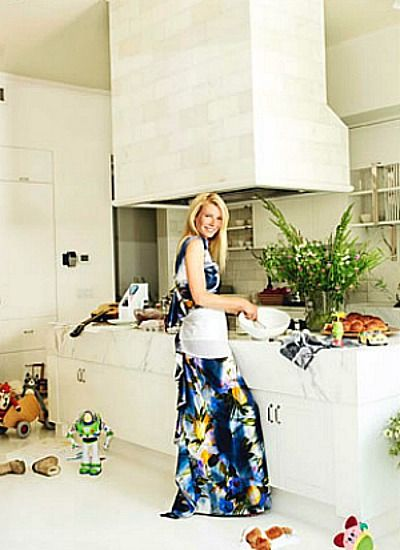 Famous folk at home: Gwyneth Paltrow and Chris Martins current and former homes in New York