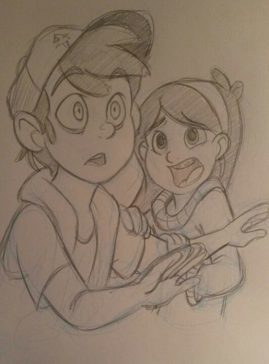Dipper: What is this?!  Mabel: Dipper! NO! It's Pinterest! You'll get addicted!!! <<<<< THIS. THIS IS SO TRUE!!!!