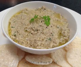roasted eggplant dip thermomix