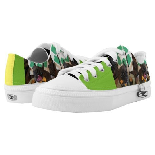 St. Patrick's Day Frenchbulldog and Boston Terrier Low-Top Sneakers #stpatricksday st.patricks day #shamrock #sneakers saints patricks day outfits #womensday shoes sneakers Shoes heels shoes teen shoes flats shoes boots womens shoes sneakers womens shoes flats womens shoes high heels womens shoes casual womns shoes for work mens shoes casual mens shoes with jeans mens shoes dress st patricks day shoes  #shoesoftheday #shoes zazzle produtc #irish #womensshoes #mensshoes #heels #boots canvas…