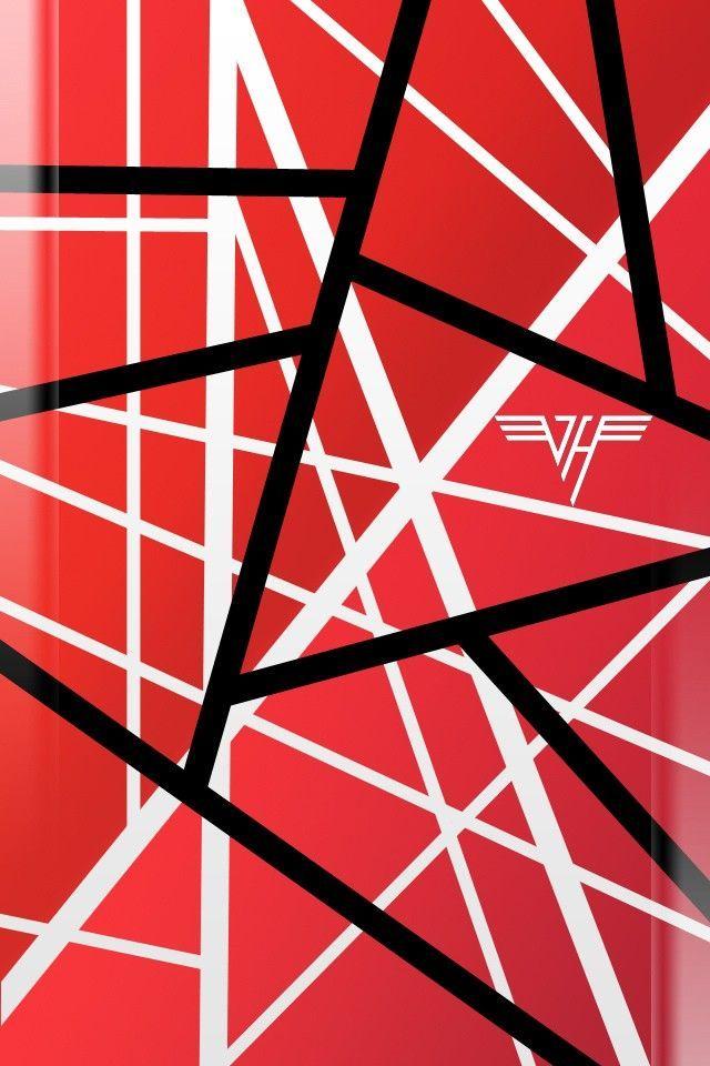 Van Halen Iphone Wallpaper Di 2021