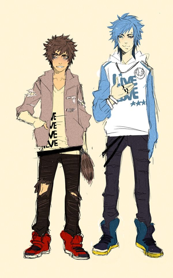 Regular Show Rigby & Mordecai animegirl000 Deviantart
