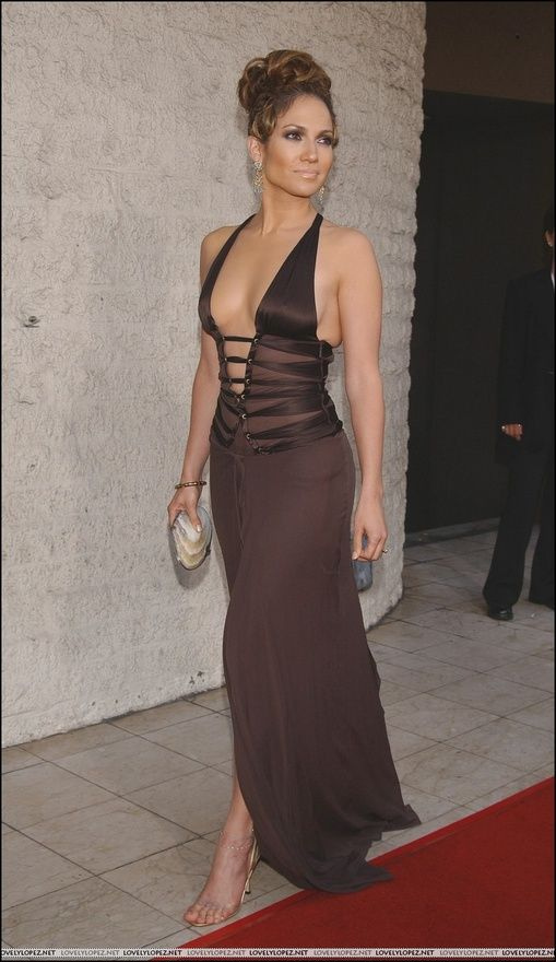 Jennifer Lopez. This was years ago, but I've always liked this dress