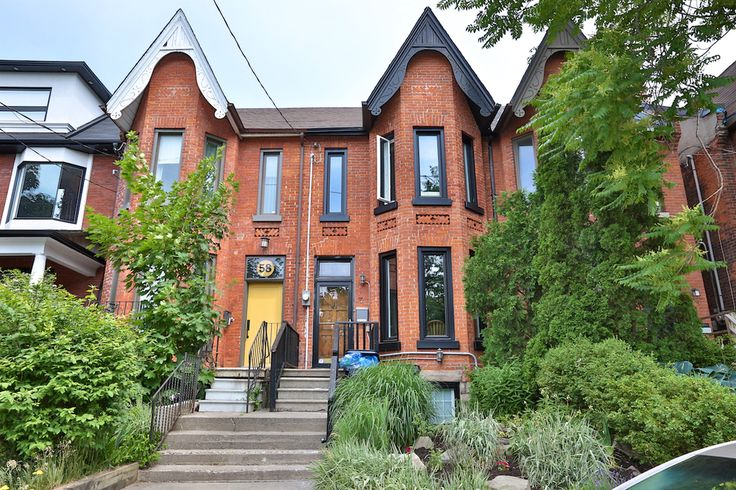 Opulence Near Ossington  It's simply impossible not to appreciate the splendour of 56 Shannon St, an Artist's light-filled Victorian home boasting $250K in recent renovations (2013).