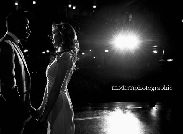 A Judy Garland Inspired Old School Black White Wedding Emily Louis Published October 2010