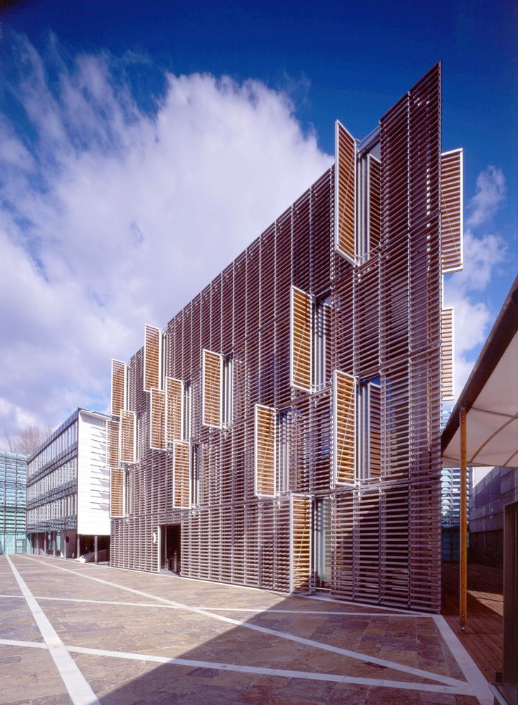 Finnish Embassy in Berlin, Germany - WINNER World Architecture Awards 2001