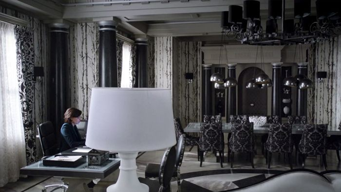 Regina39s office once upon a time home decor for Interior decor regina