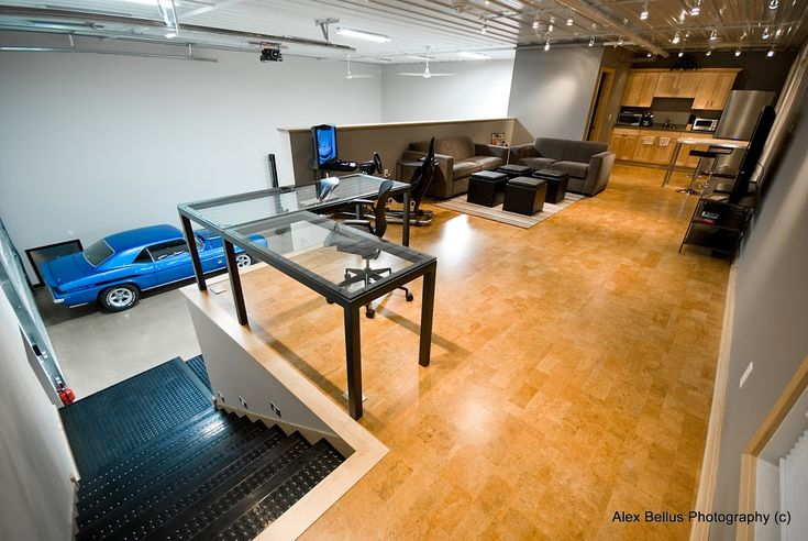 Garage Man Cave Projects : Project garage condo my ideal pinterest