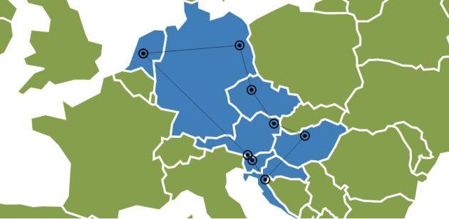 Bekijk de leukste Interrail routes in Europa