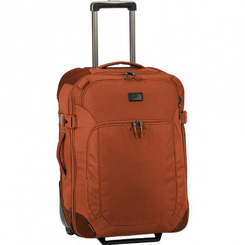 Eagle Creek Luggage EC Adventure Upright 25   Eagle Creek Luggage EC Adventure Upright 25 This lightweight carry-on luggage features the classic eagle creek design aesthetic, rooted and inspired by our rich heritage of designing adventure travel gear  http://www.alltravelbag.com/eagle-creek-luggage-ec-adventure-upright-25/