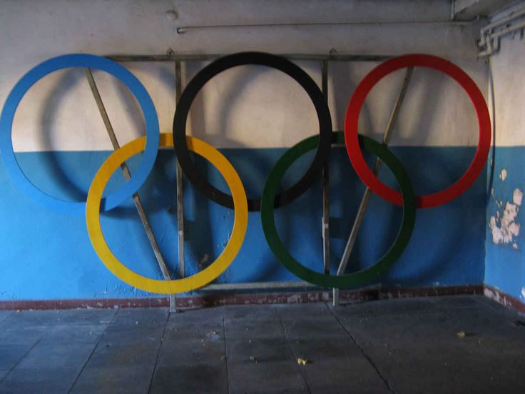 Best Olympic Venues Berlin Images On Pinterest - Eerie abandoned olympic venues around the world