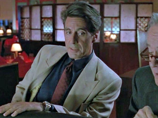 Al Pacino in Glengarry Glen Ross (1992)