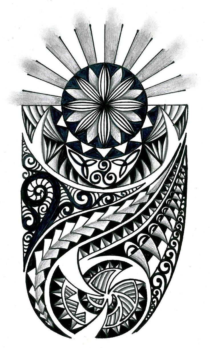 80 crazy and amazing tattoo designs for men and women desiznworld - A Collection Of Polynesian Tattoo Designs This Showcase Includes Sketches For Artists And Example Pictures For Tattoo Lovers